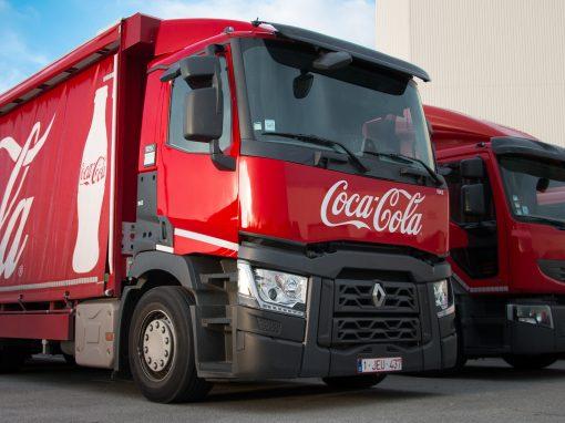 Coca-Cola – Beverage delivery